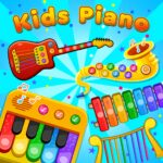 Kids Piano Animal Sounds musical Instruments MOD Unlimited Money Download