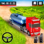 Oil Truck Games 3d- Truck Game MOD Unlimited Money Download