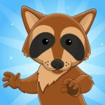 Roons Idle Raccoon Clicker MOD Unlimited Money Download