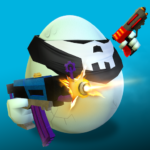 Shell Shockers – First Person Shooter MOD Unlimited Money Download