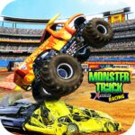 Truck Xtreme Racing 4×4 Offroad Monster Jam 2021 MOD Unlimited Money Download